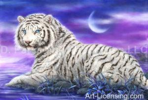 White Tiger-Moon Lake