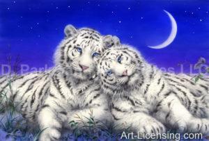 White Tiger-Serenade