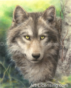 Wolf-Inspired by the Story of Lobo The King of Currumpaw-Lobo-Forest Watch
