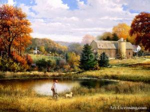 Autumn Companions