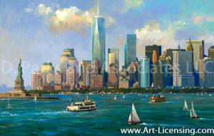 New York-Rising-by Alexander Chen