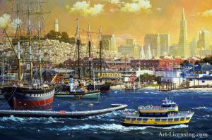 San Francisco-Harbor
