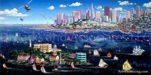 San Francisco-Harbor View