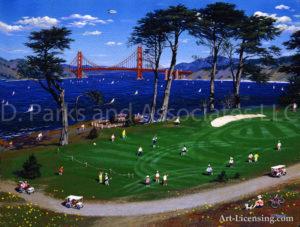 San Francisco Lincoln Park
