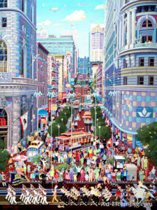 San Francisco-Powell Street