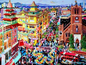 San Francisco-China Town