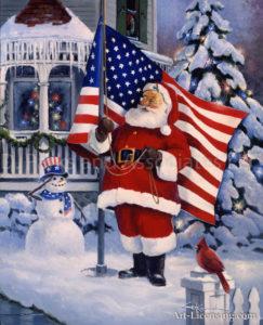 Santas Tribute