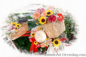 Ayako - Floral Photo Art Collection