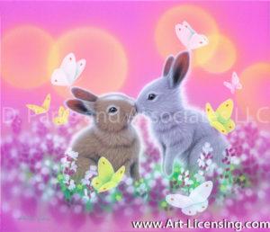 Rabbit-Kiss