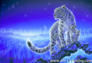 Snow Leopard-Beginning 2