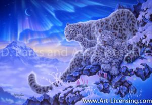 Snow Leopard- From Parents to Children 2