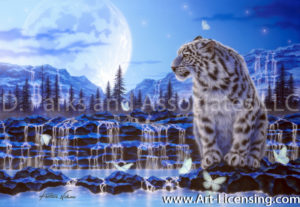 Snow Leopard-Memory of the Earth